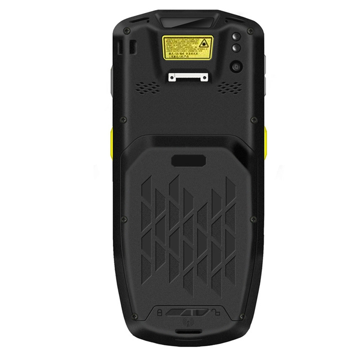 Rugged handheld IP67 rating, 1.5 meter drop test